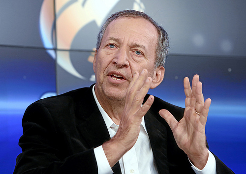 Lawrence Summers's quote #8