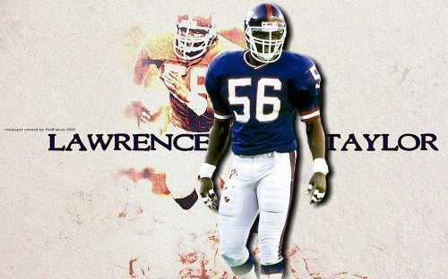 Lawrence Taylor's quote #8