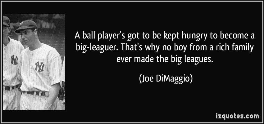 Leaguer quote #2