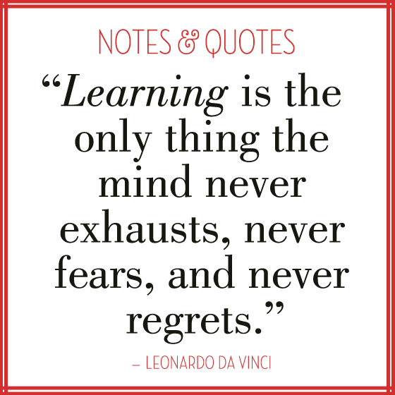 Leaning quote #1