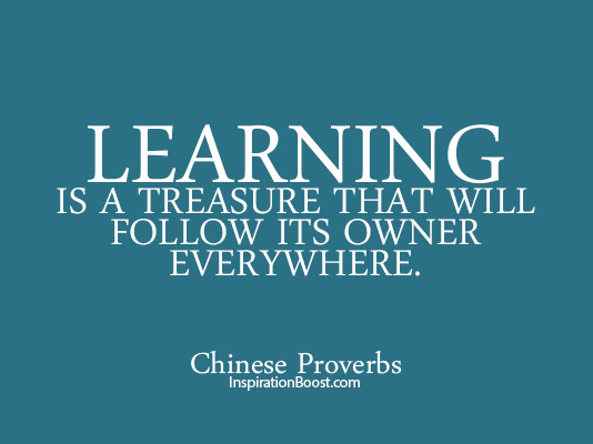 Learning quote #4