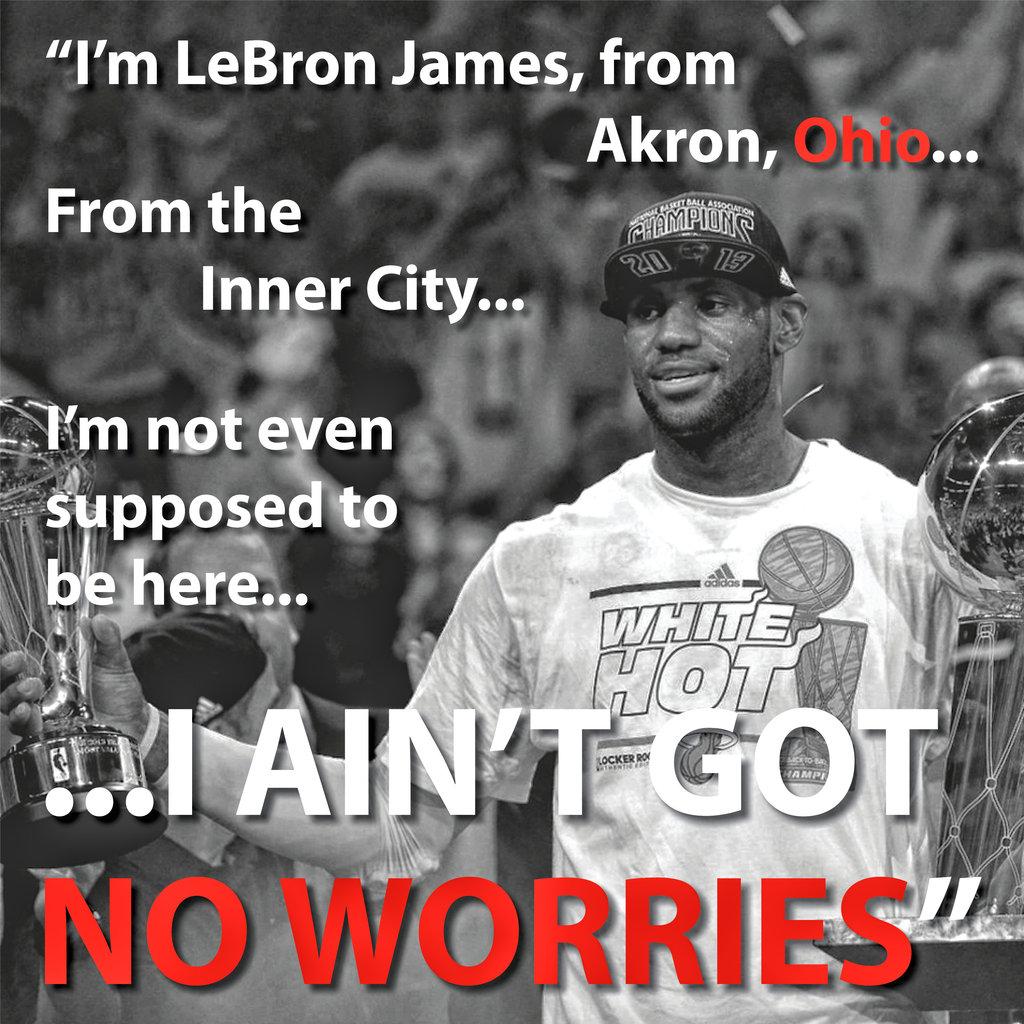 LeBron James's quote #3