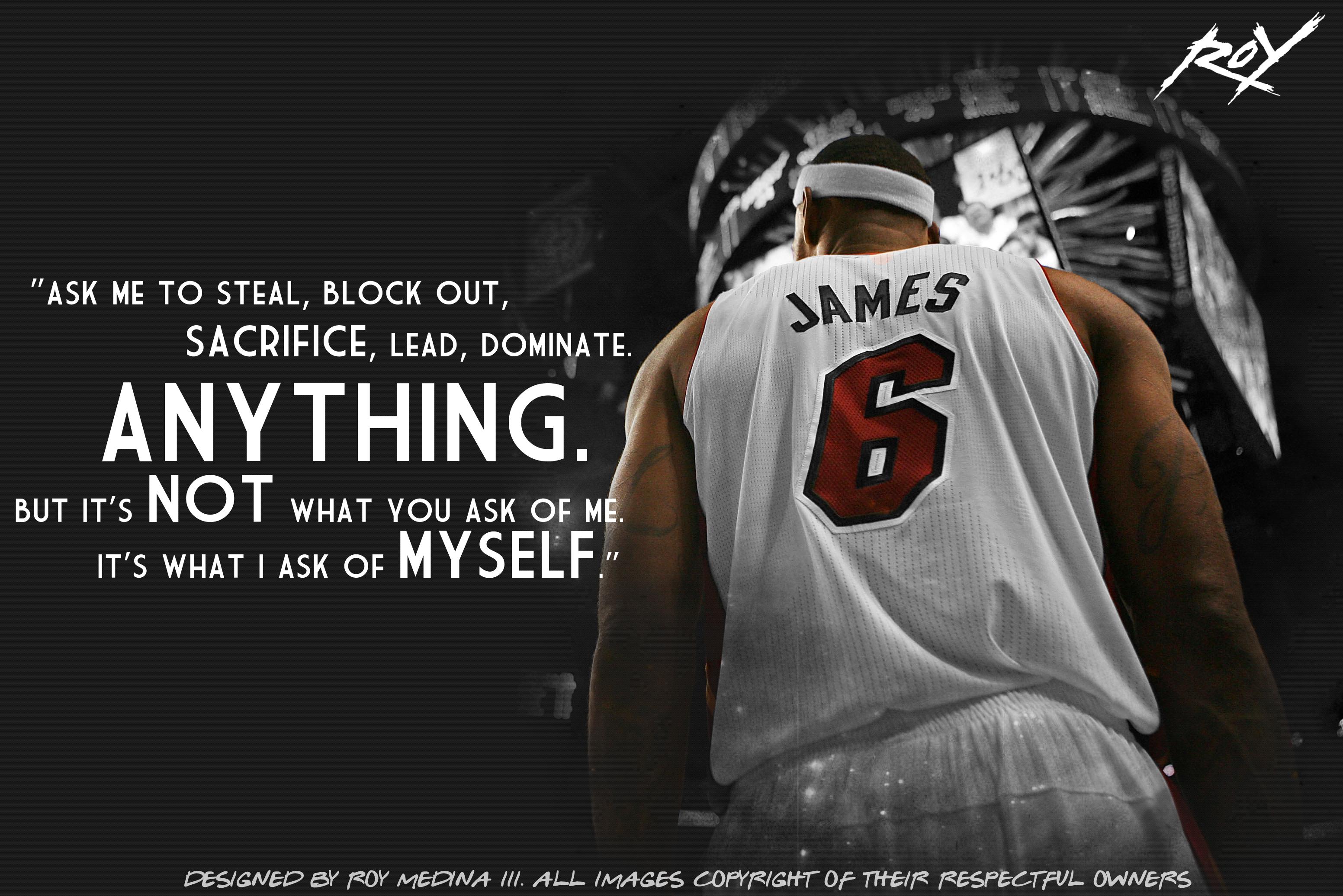 LeBron James's quote #6