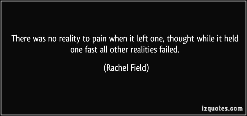 Left Field quote #2