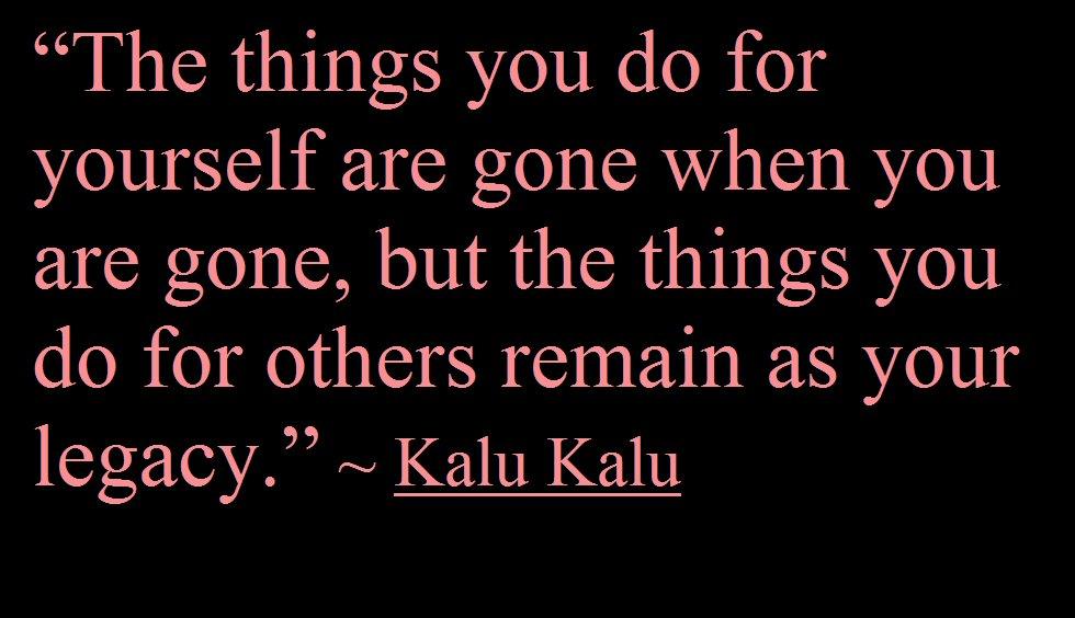 Legacies quote #1