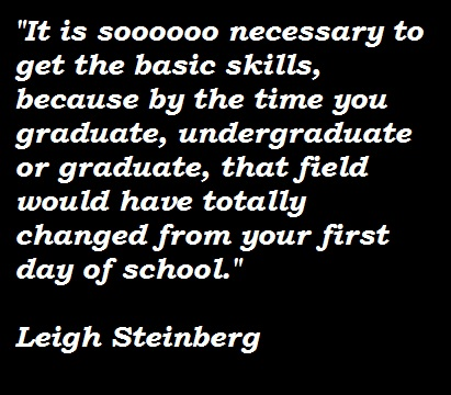 Leigh Steinberg's quote #3