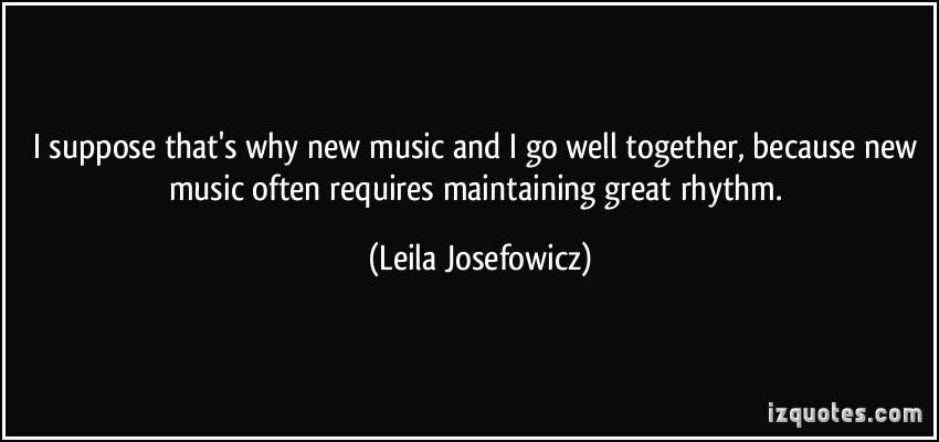 Leila Josefowicz's quote #2