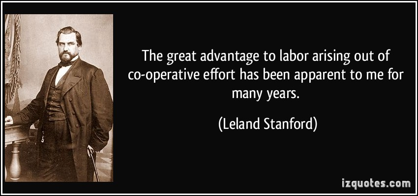 Leland Stanford's quote #5