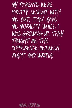 Lenient quote #2