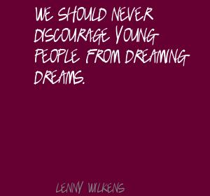 Lenny Wilkens's quote #4