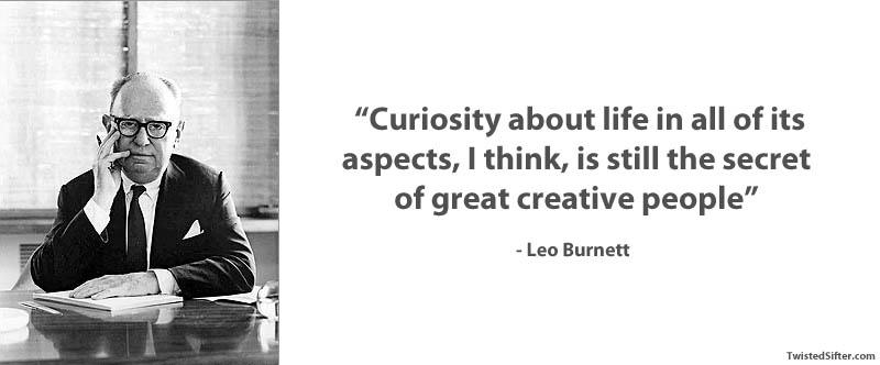 Leo Burnett's quote #2