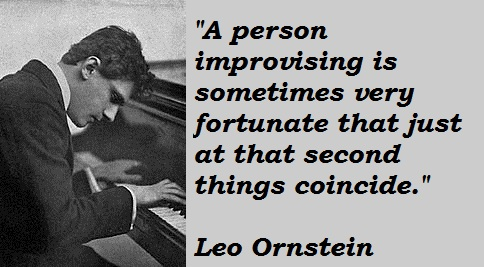 Leo Ornstein's quote #1