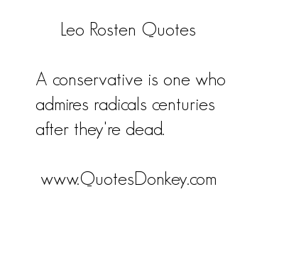 Leo Rosten's quote #4