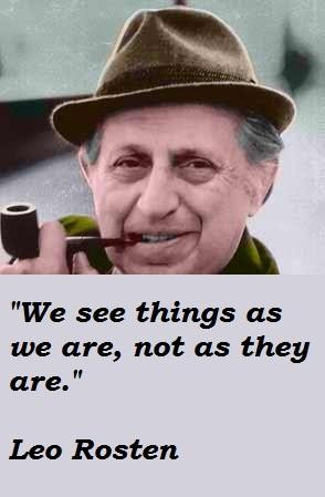 Leo Rosten's quote #5