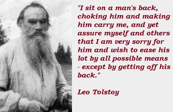 Leo Tolstoy's quote #6