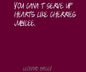Leonard Bailey's quote #3
