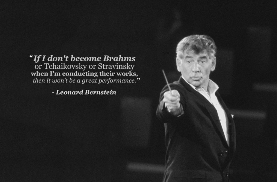 Leonard Bernstein's quote #3