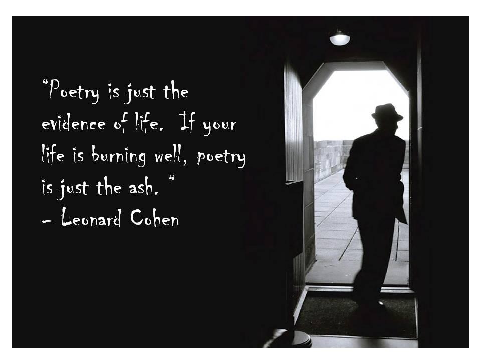 Leonard Cohen's quote #4