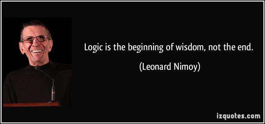 Leonard Nimoy's quote #2