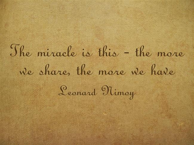Leonard Nimoy's quote #7
