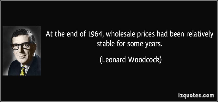 Leonard Woodcock's quote #2