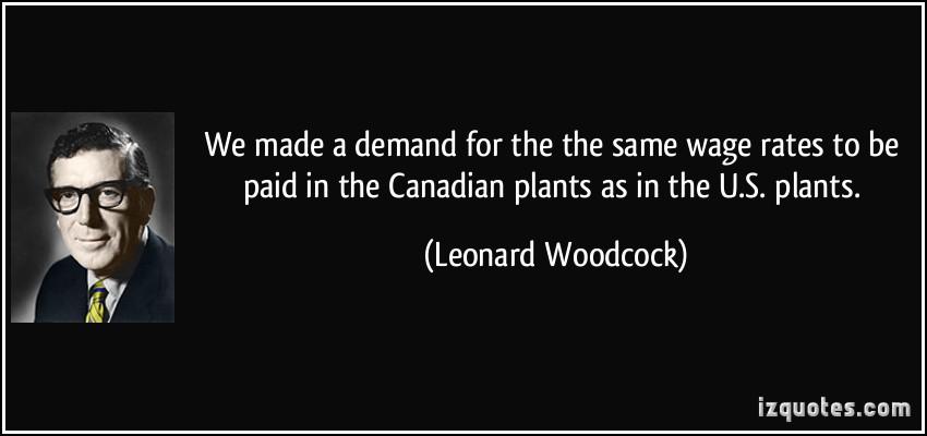 Leonard Woodcock's quote #3