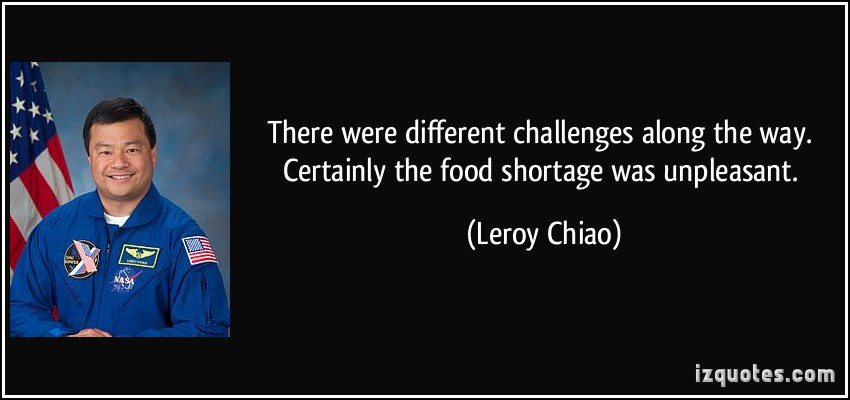 Leroy Chiao's quote #7