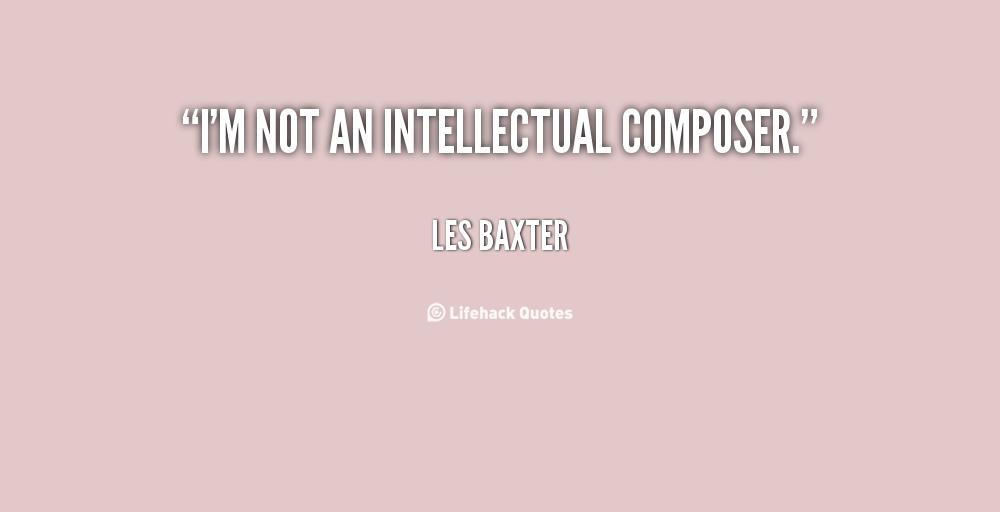 Les Baxter's quote #4