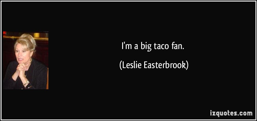 Leslie Easterbrook's quote #2