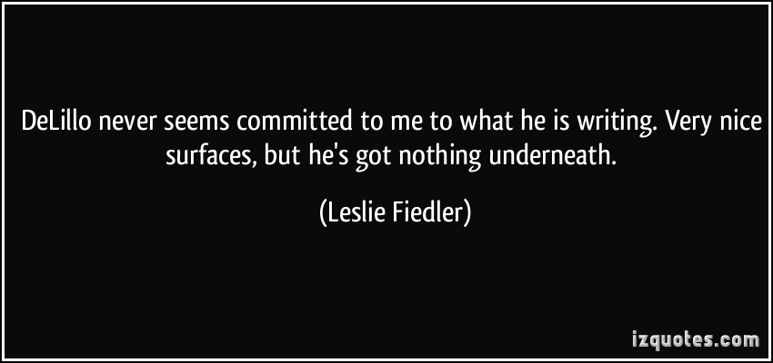 Leslie Fiedler's quote #6