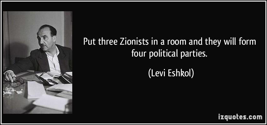 Levi Eshkol's quote #1