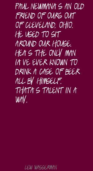 Lew Wasserman's quote #6