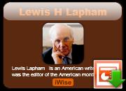 Lewis H. Lapham's quote #2