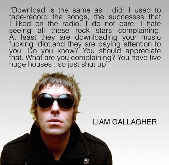 Liam Gallagher's quote #3