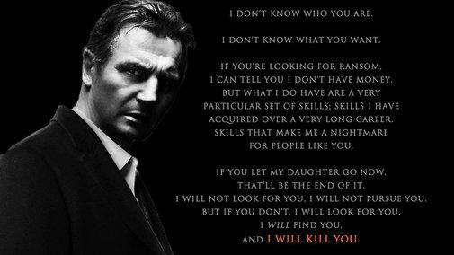 Liam Neeson's quote #1