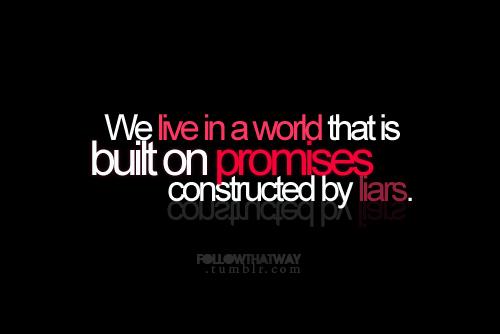 Liar quote #1