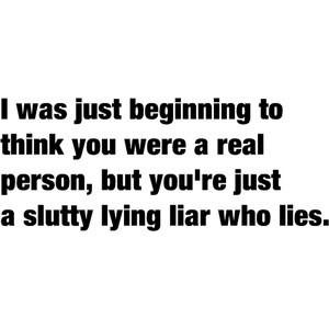Liar quote #4