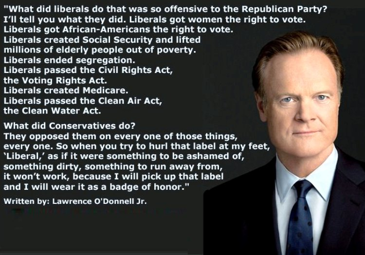 Liberal quote #8