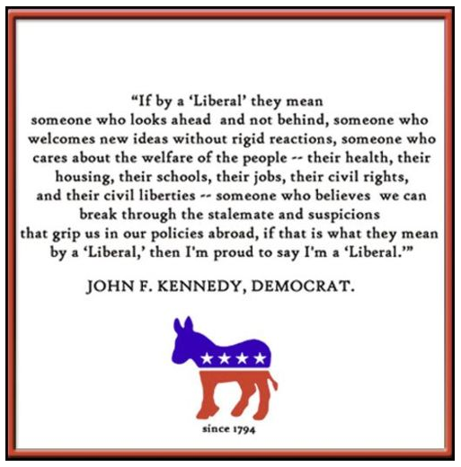 Liberalism quote #1