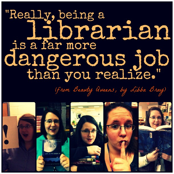 Librarian quote #1