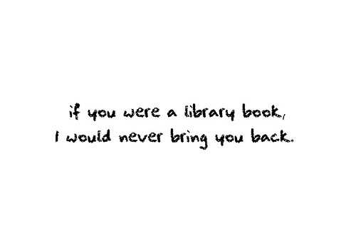 Library Book quote #2