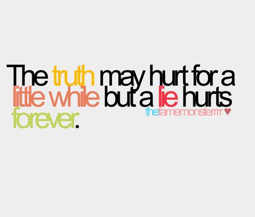 Lie quote #1