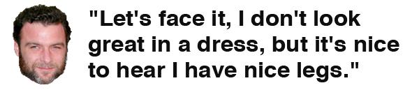Liev Schreiber's quote #2