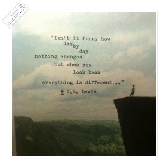 Life Changes quote #1