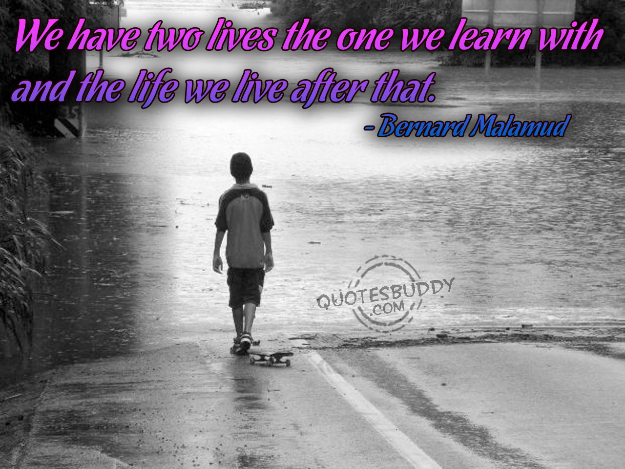Life Experience quote #1