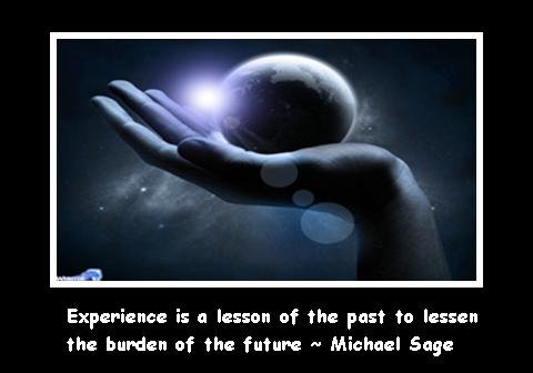 Life Experience quote #2