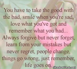 Life Goes On quote #2