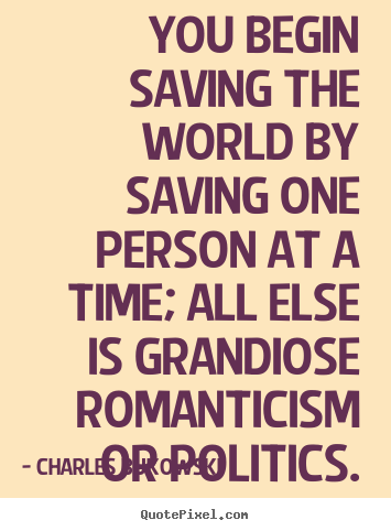 Life-Saving quote #2