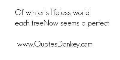 Lifeless quote #1