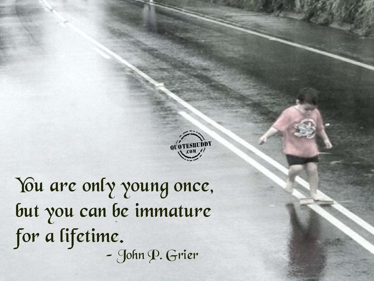 Lifetime quote #1
